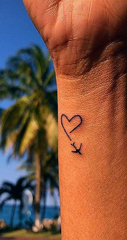Photo of Best Travel Tattoo Plane Ideas