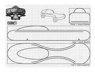 photograph about Free Pinewood Derby Templates Printable referred to as Impression consequence for Pinewood Derby Vehicle Templates Printable