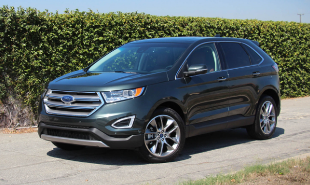 2015 Ford Edge Owners Manual Supplied You Don T Require 3rd Row