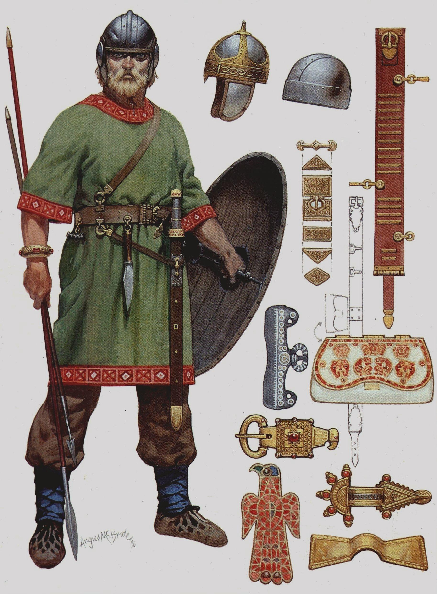 Wisigoth Warrior