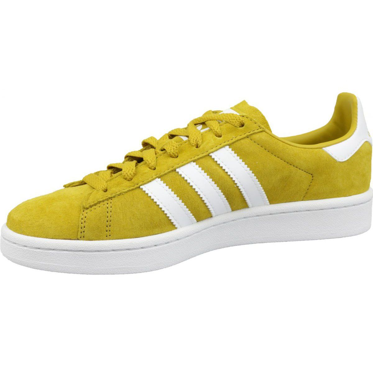 Buty Adidas Originals Campus M Cm8444 Zolte Adidas Outfit Shoes Adidas Shoes Outlet Adidas