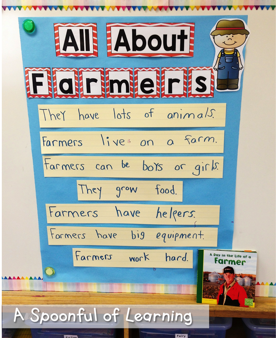 Farm Math and Literacy Activities and Craft too! | farm | Pinterest ...