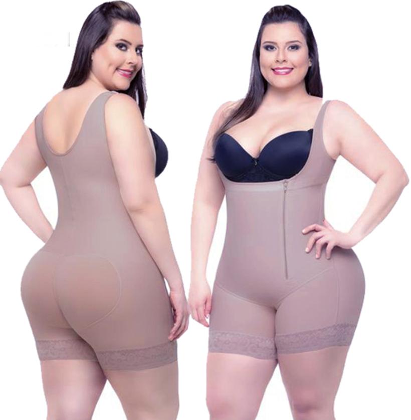 e7d933f06e8ec Sexy Shaper Shapewear Slimming body Underwear Corset Women Modeling Strap  waist trainer Full bodysuit butt lifter control Shaper.