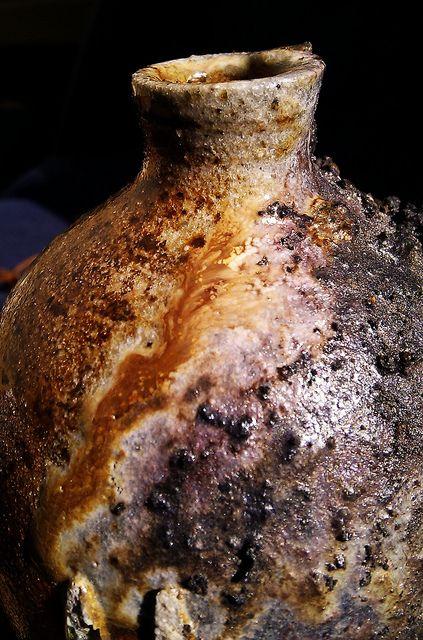 Wood fired bottle by oakislandtreasure, via Flickr