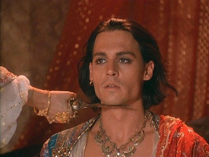johnny depp don juan de marco
