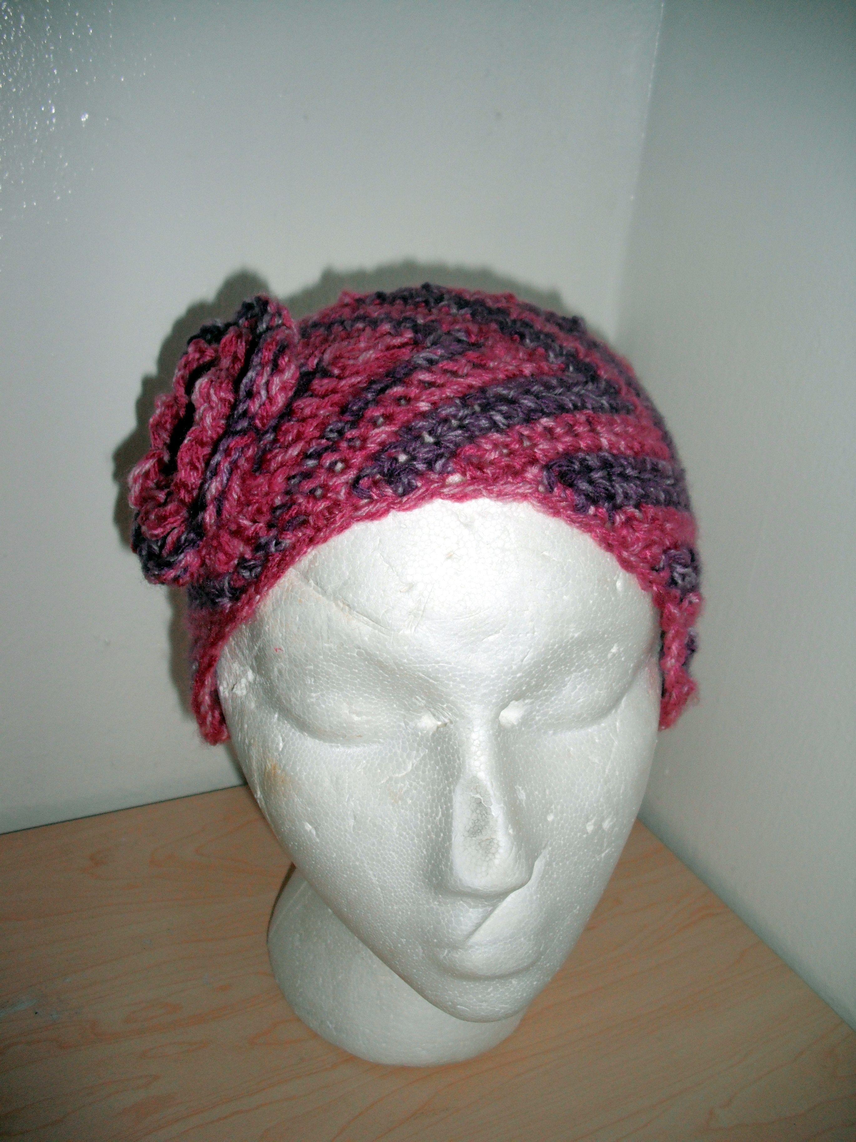 Julianna ~ Free Crochet Ear Warmer Pattern | Turbantes, Ganchillo y ...