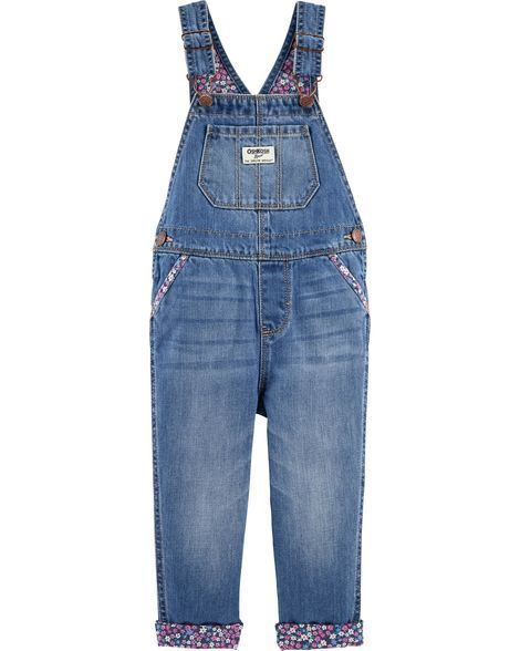 aa918aab870c Denim Overalls - Highline Blue Wash from OshKosh B gosh. Shop ...