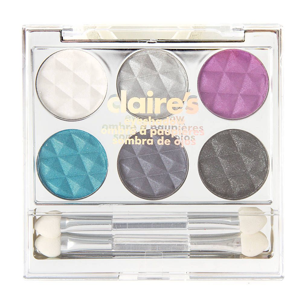 Peacock Eyeshadow Palette Claire's Mac makeup