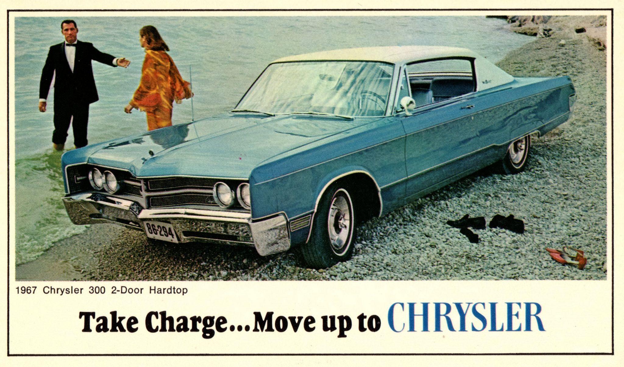 1967 Chrysler 300 2 Door Hardtop