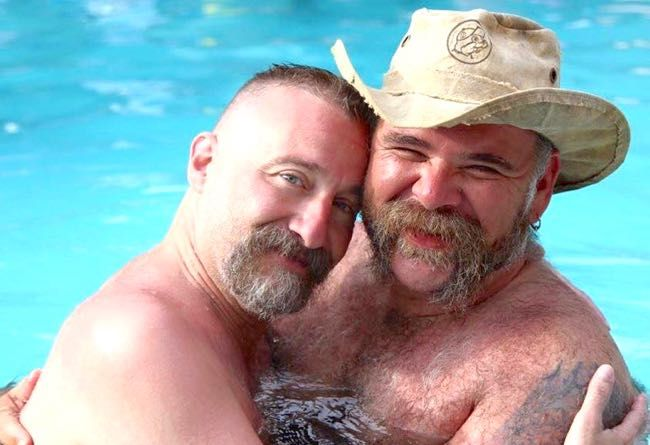 men gay Dads and old