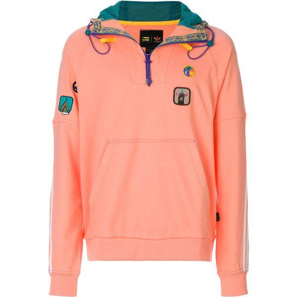 Adidas By Pharrell Williams Pharrell Williams Hu Hiking hooded ... 5808f8d4533ad