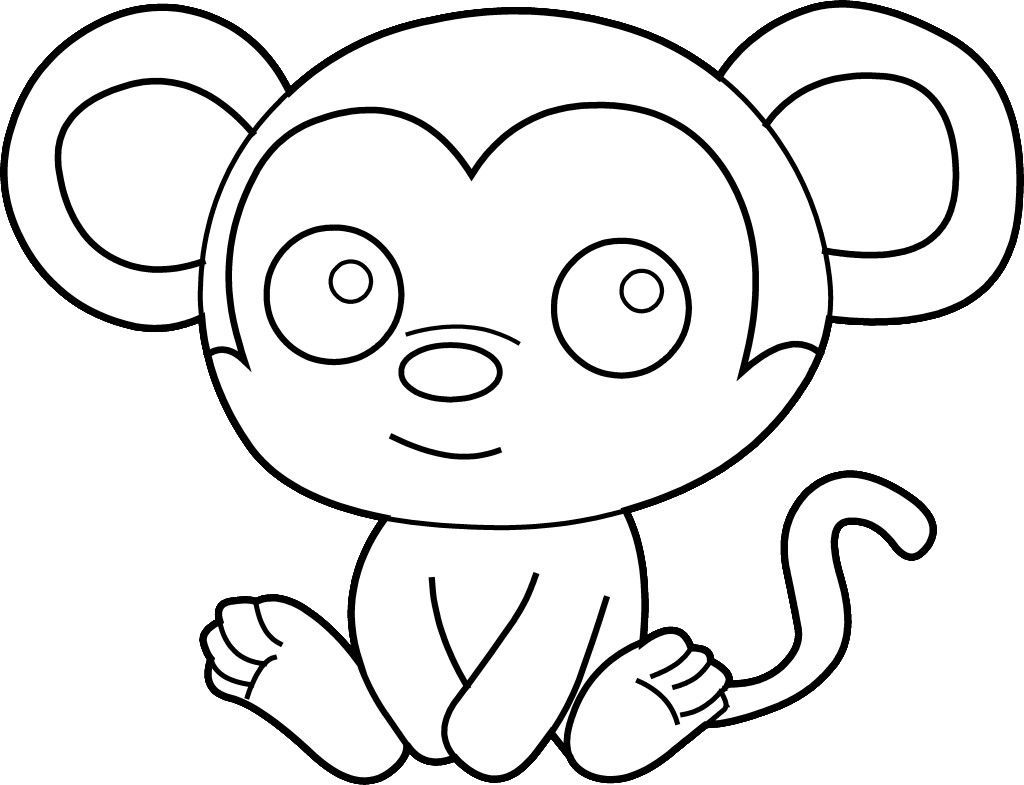 Cute Baby Panda Coloring Pages Only Coloring Pages Monkey Coloring Pages Animal Coloring Pages Panda Coloring Pages