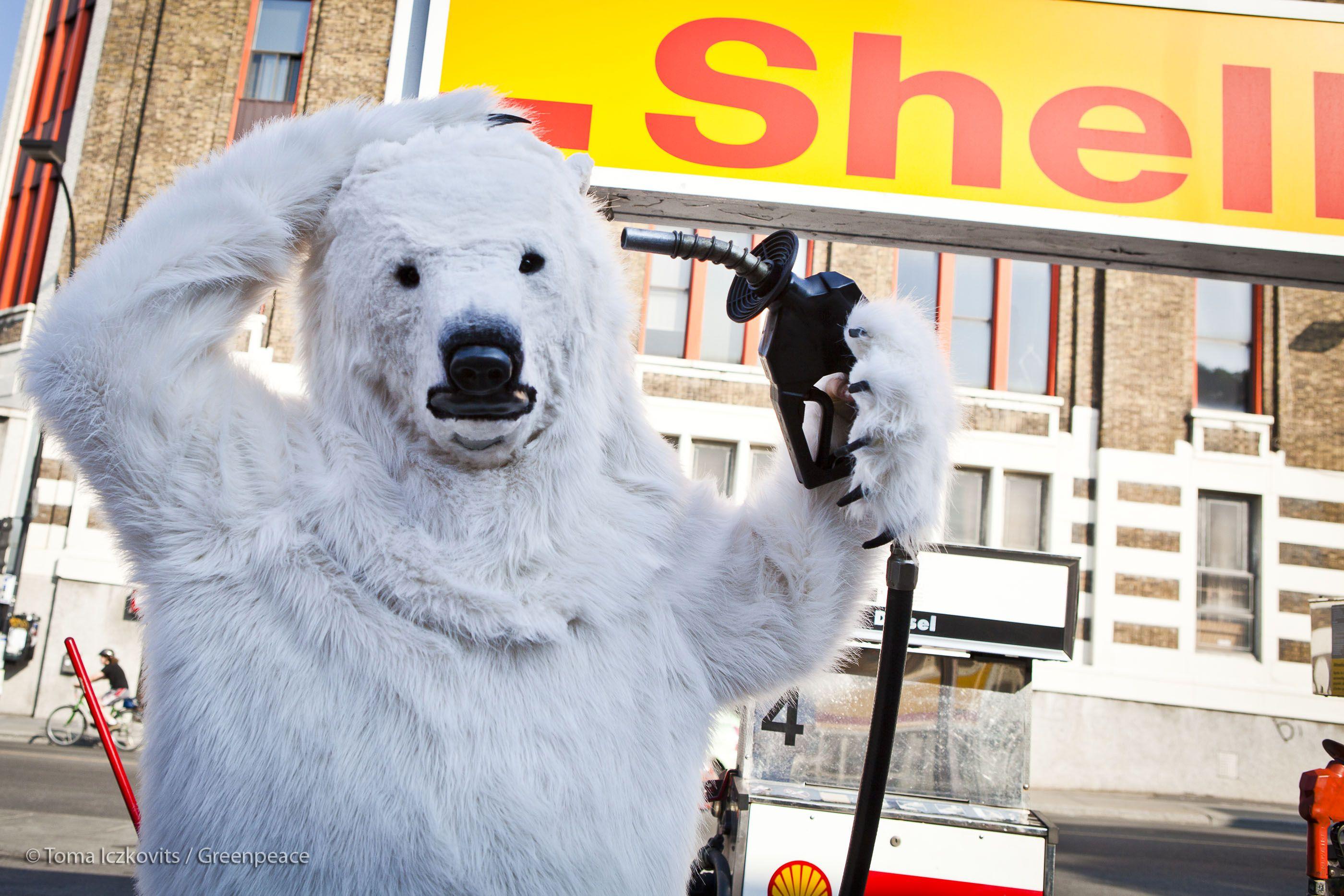 Lancement de la campagne Save the Arctic - Montréal, 21 juin 2012  http://savethearctic.org/fr