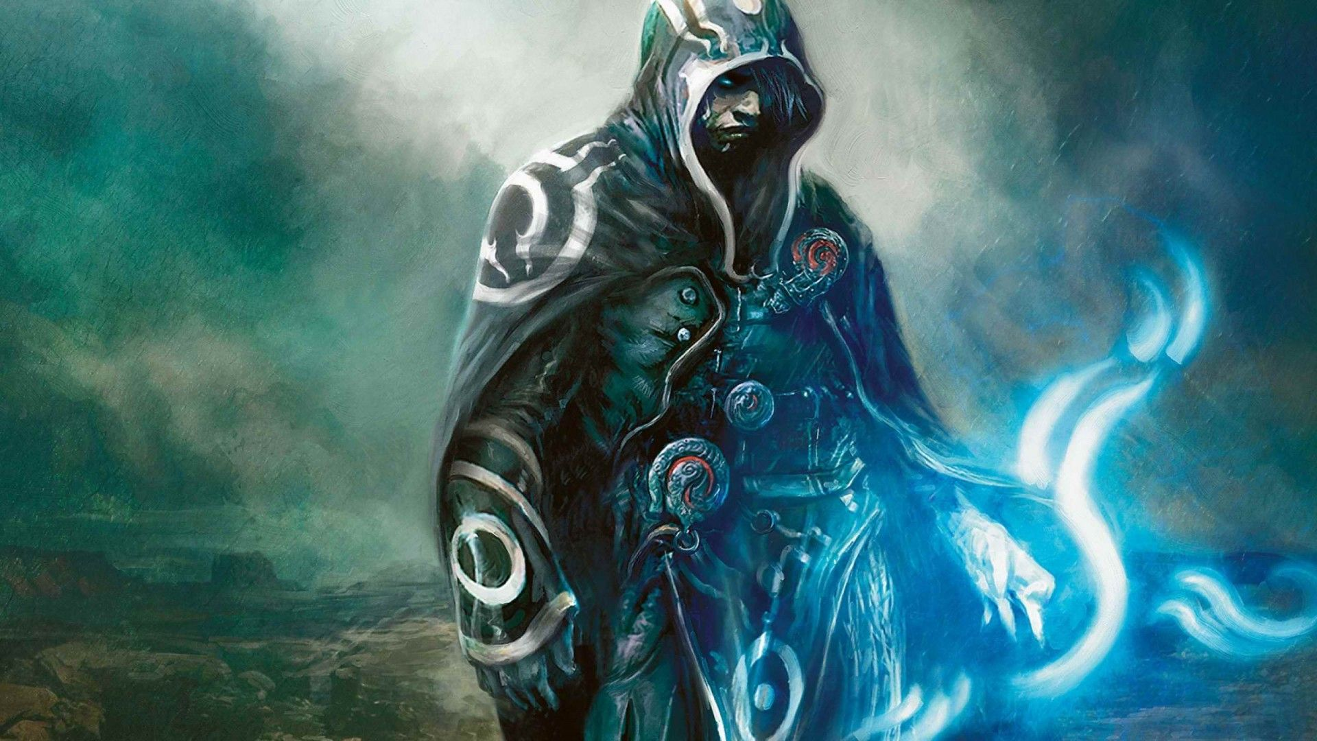 Magic Wallpaper 1920 X 1080 Magic The Gathering Jace Beleren