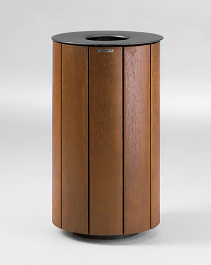 Spencer Wood Litter Bin Boasts A Simple Design And Standard Amenities Fitting Anywhere That Needs A Traditional Lit Cheap Furniture Pallet Diy Rental Furniture