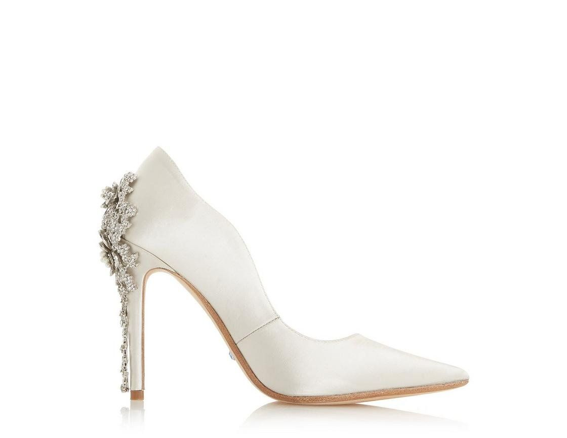 3308ab36264e BE WEDD - Bridal Special Embellished Court Heel