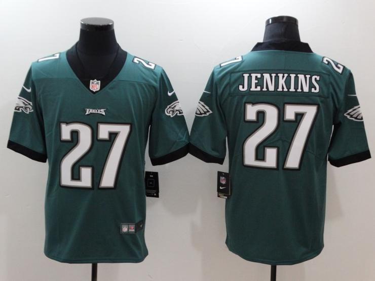 pick up 40c2c a494b Men 27 Malcolm Jenkins Jersey Football Philadelphia Eagles ...