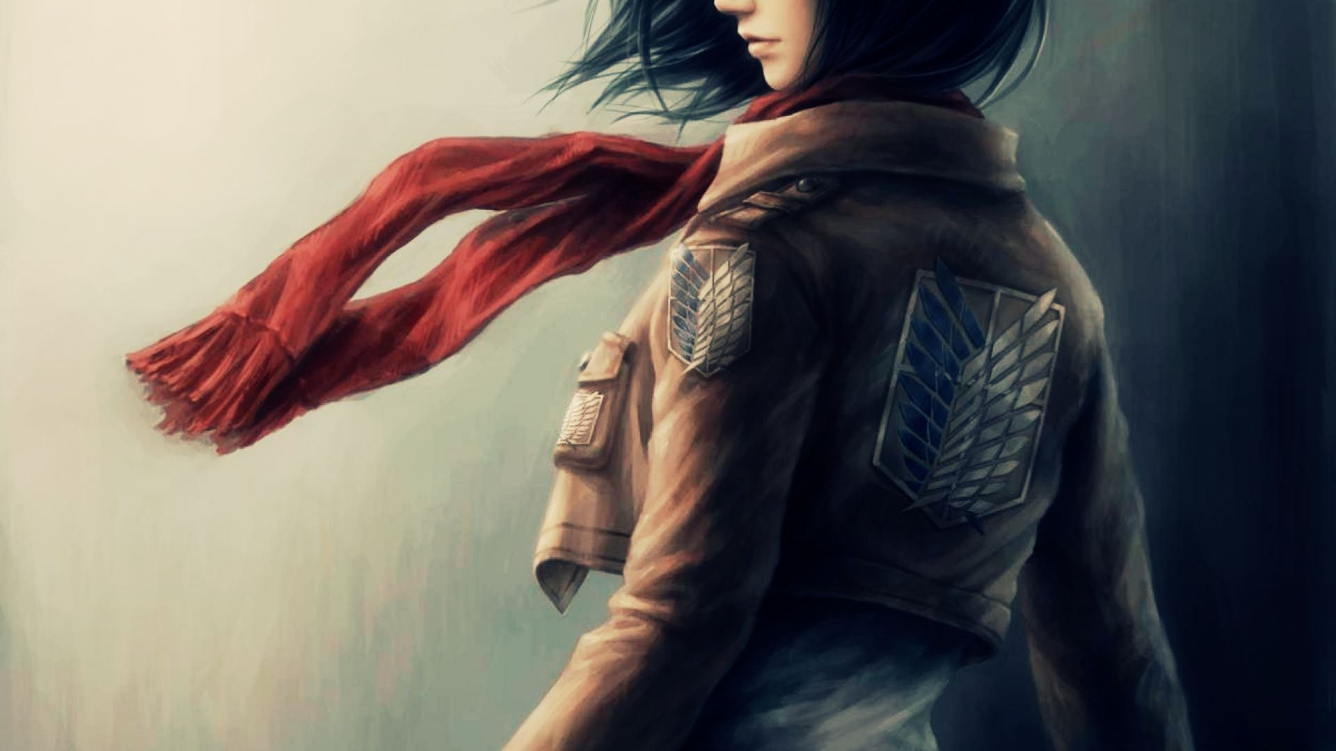 Mikasa Ackerman By Themikoyt On Deviantart In 2020 Mikasa Attack On Titan Attack On Titan Art