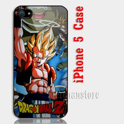 Dragon Ball Z Custom iPhone 5 Case Cover