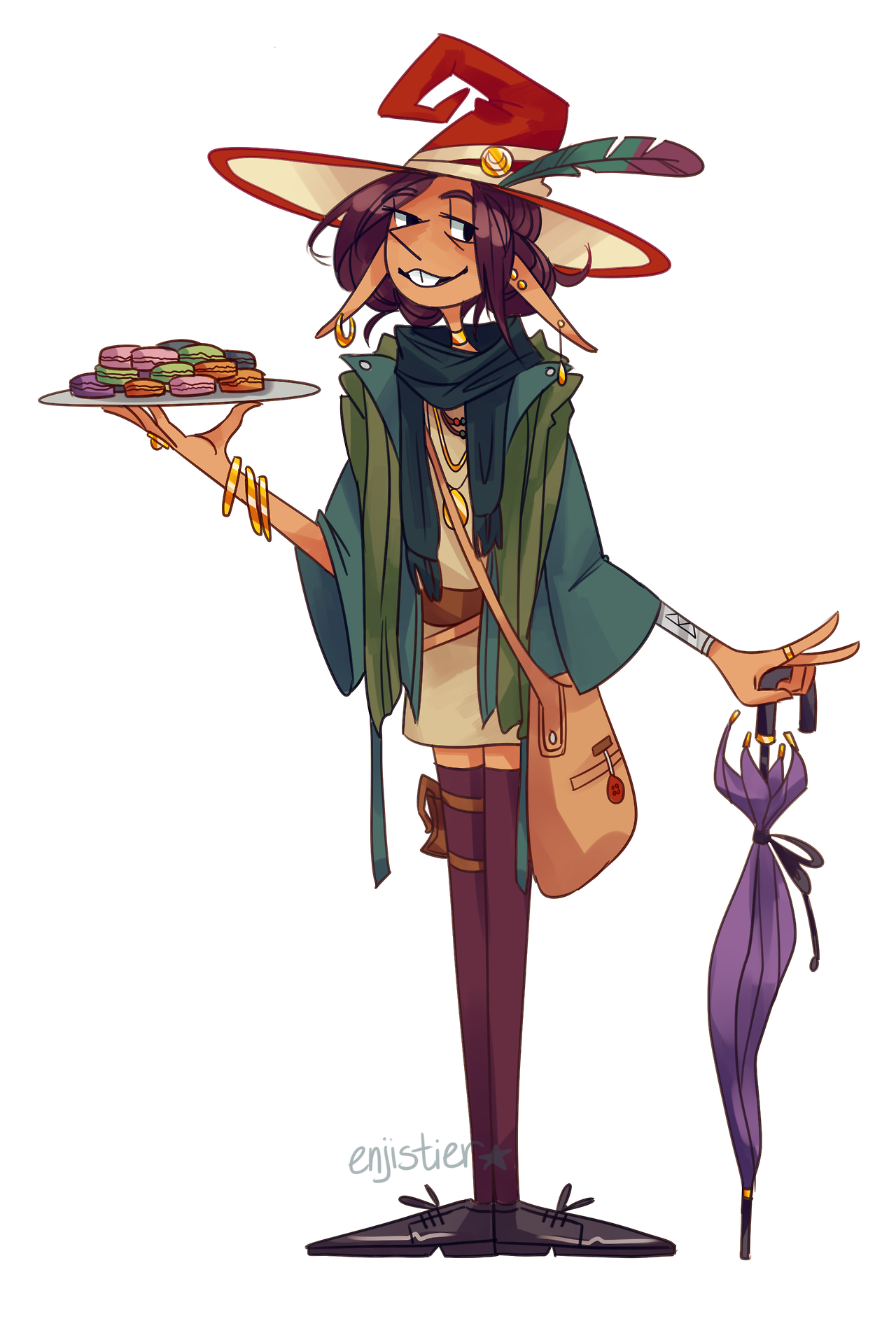 I Figured Out My Taako Adventure Zone Fanart The