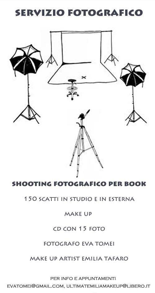 Collaborazione servizio fotografico