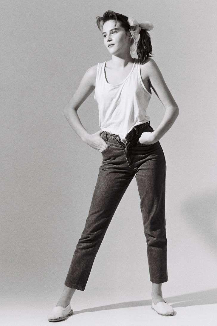 See Photos Of Melania Trump Modeling At Age 16 Melania Trump Young Melania Trump Model Trump Models
