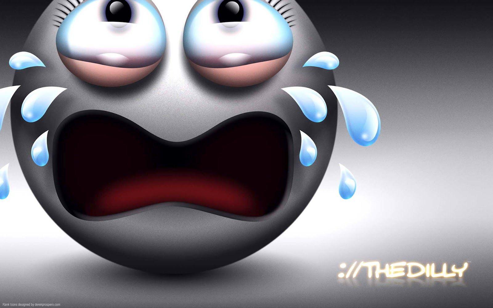 Smiley 3d Wallpaper Cartoon Wallpaper Hd Crazy Smiley Face Cartoon Wallpaper