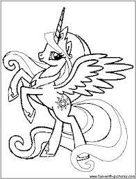 My Little Pony Kleurplaten Google Zoeken Kinderkamer Pinterest