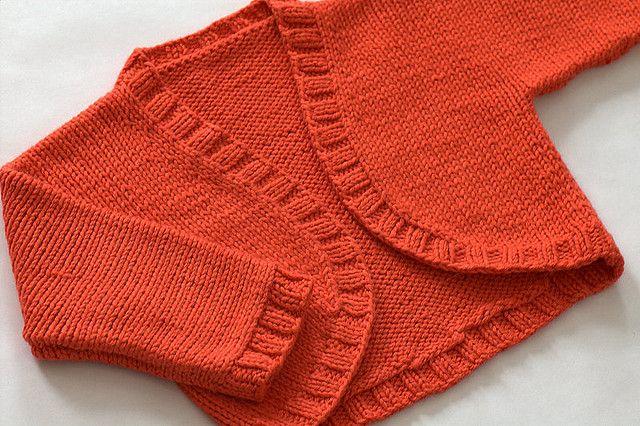 Baby Shrug   Knit picks, Babies and Yarns
