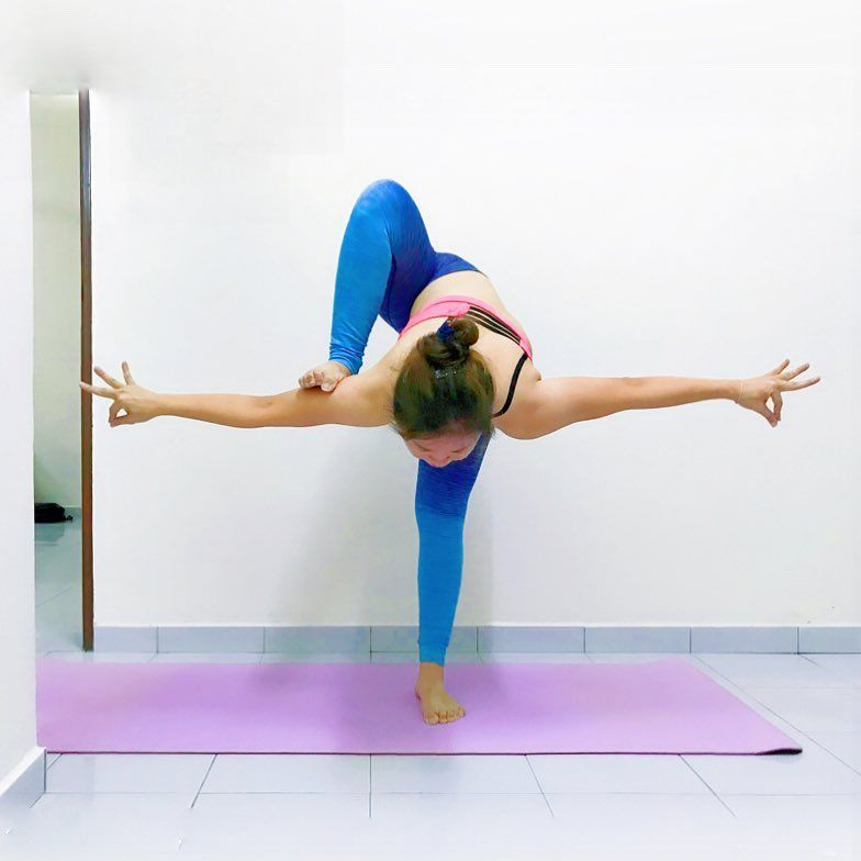11+ Yoga standing balance poses ideas in 2021