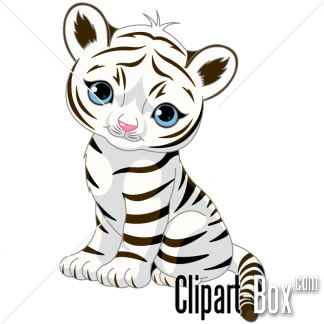 url preview clipart pinterest royalty free clipart vector rh pinterest nz  baby white tiger clipart