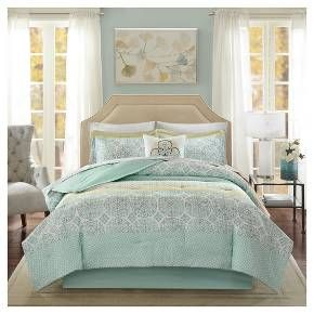 Bring A Refreshing Splash Of Color To Your Bedroom With The Sasha