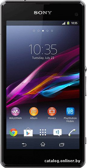 Kupit Smartfon Sony Xperia Z1 Compact V Minske