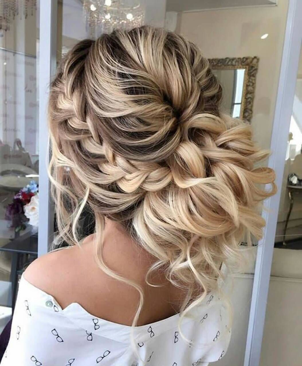 pinterest // @alexandrahuffy ☼ ☾ | hair | wedding