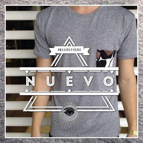 Nuevas camisetas disponibles en nuestra tienda. Visítanos. #belikepardo (at Pardo)