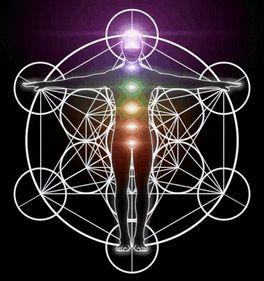 ... LA GEOMETRÍA SAGRADA es el estudio de formas geométricas y sus relaciones metafóricas con la evolución humana, así como un estudio en transiciones evolucionarias fluidas de la mente, las emociones, el espíritu y la conciencia, reflejadas en la transición subsecuente desde una forma de Geometría Sagrada (estado de conciencia) hacia otro. Las verdaderas formas de Geometría Sagrada nunca se enganchan o se estancan en una sola forma. https://montsereiki.wordpress.com/2013/10/28/