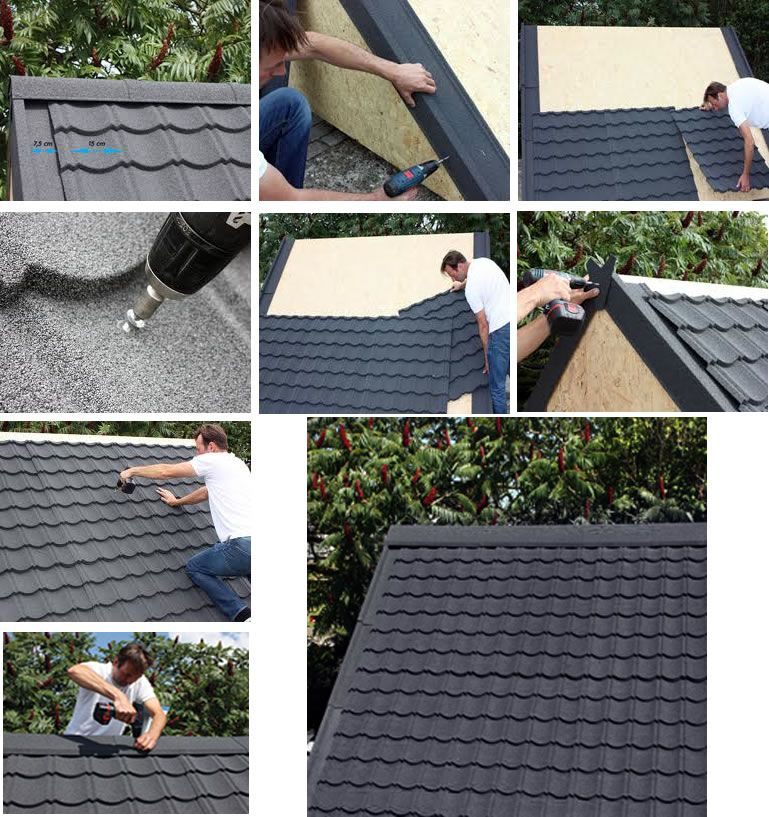 Metal Roof Tiles Metal Roof Tiles Metal Roof Shed Roofing Materials