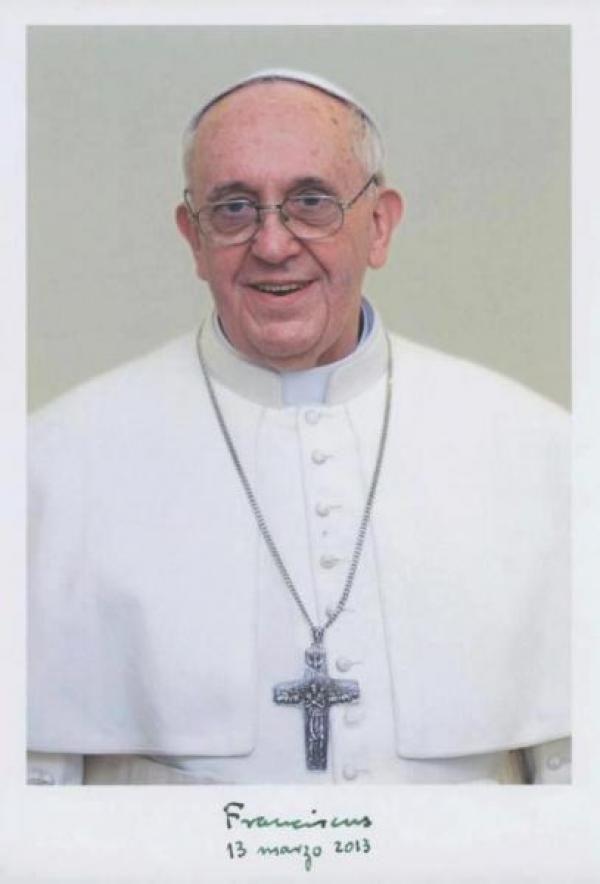Contexto.com.ar - La foto oficial del papa Francisco | Papa francisco, Papa  catolico, Catolico