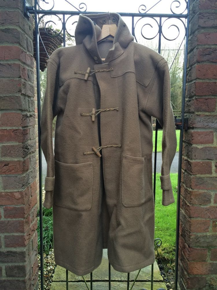 WW2 Royal Navy Duffle Coat | Men's vintage clothing, Men's vintage ...