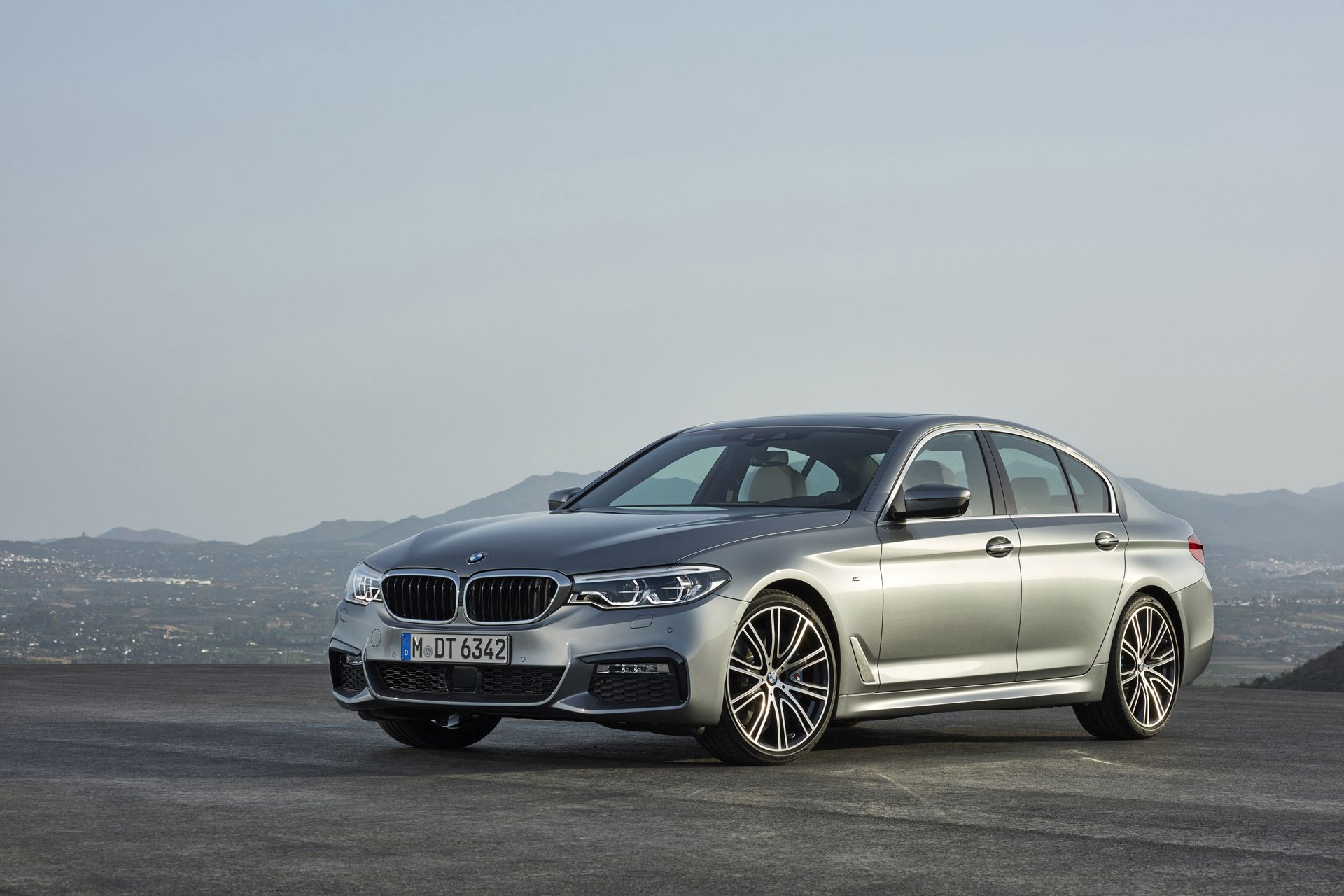 Official Bmw 5 Series Sedan G30 Wallpapers Specs Press