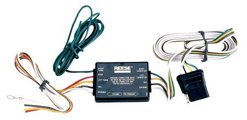 Remarkable Reese Towpower 74209 Trailer Light Converter Includes 60 Inch Wiring Digital Resources Bemuashebarightsorg