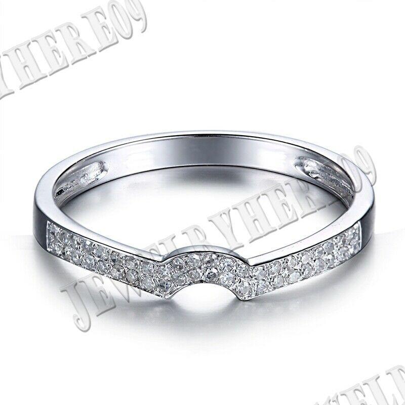 Pin On Silver Fine Diamond Ring