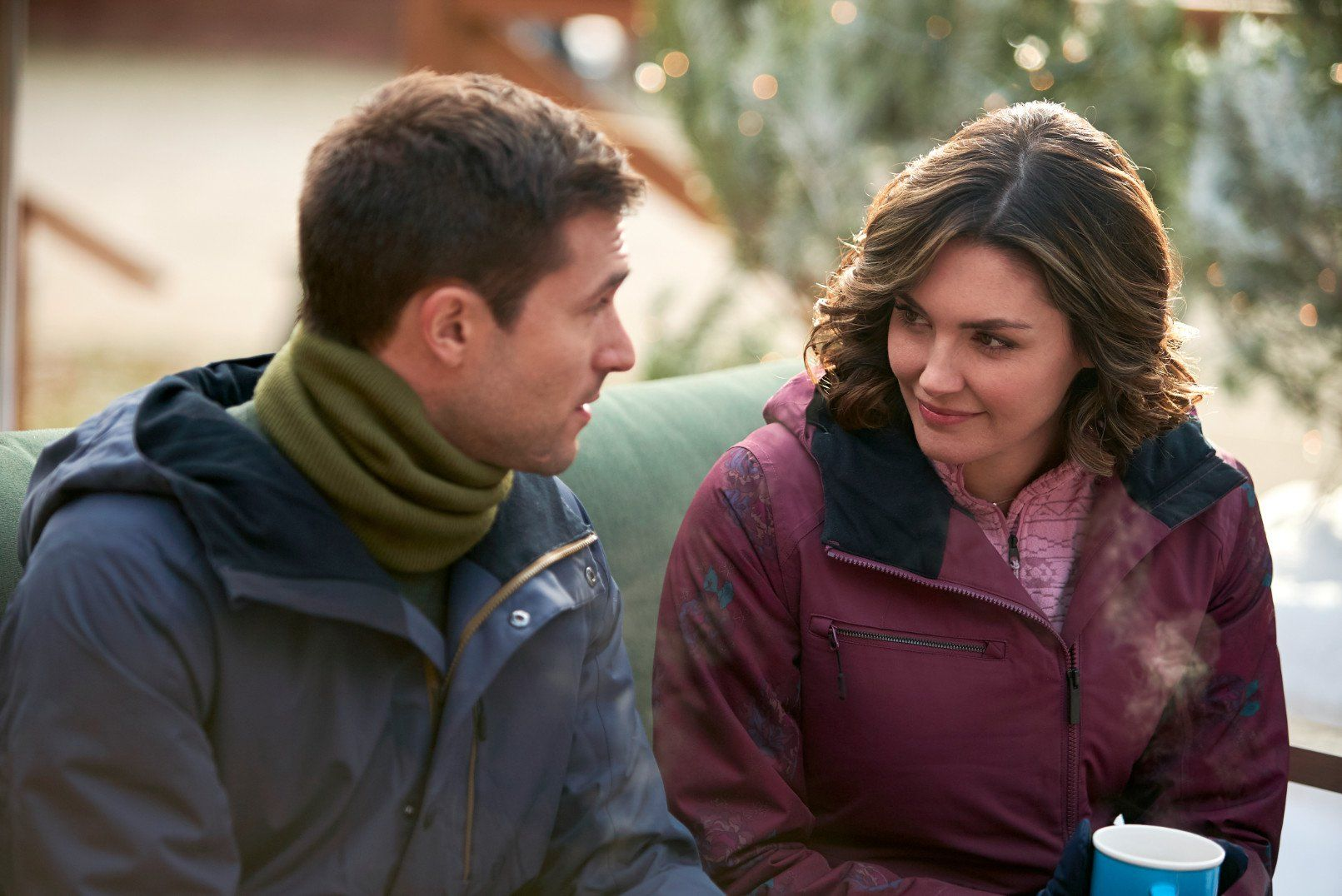 Exclusive Clip Get a Sneak Peek of Hallmark Channel's One