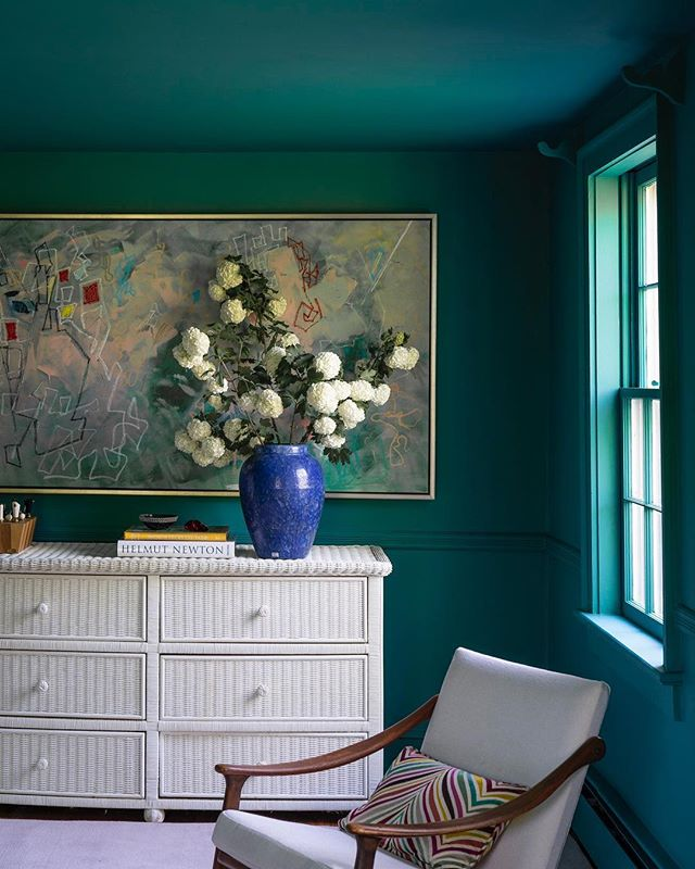 Living Room Sketch: This Vibrant Drawing Room From Our Latest Book, Recipes