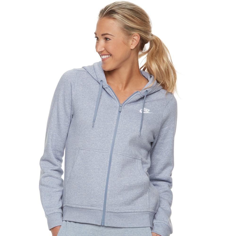 3f02ed2ed726 Nike Women s Sportswear Zip Up Hoodie