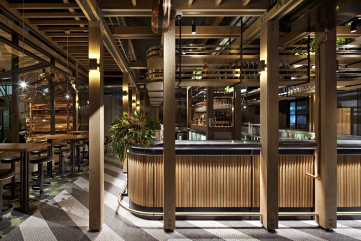 Garden State Hotel By Techne Architecture Interior