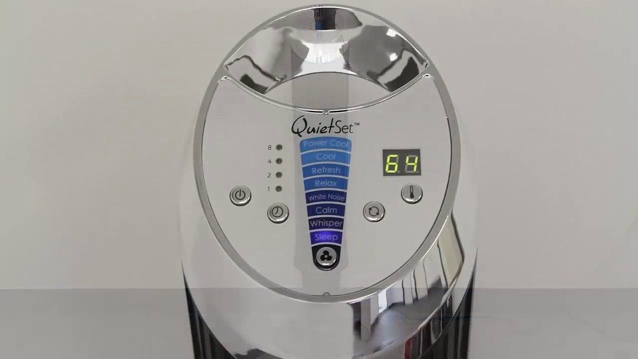 Honeywell QuietSet Whole Room Tower Fan Review