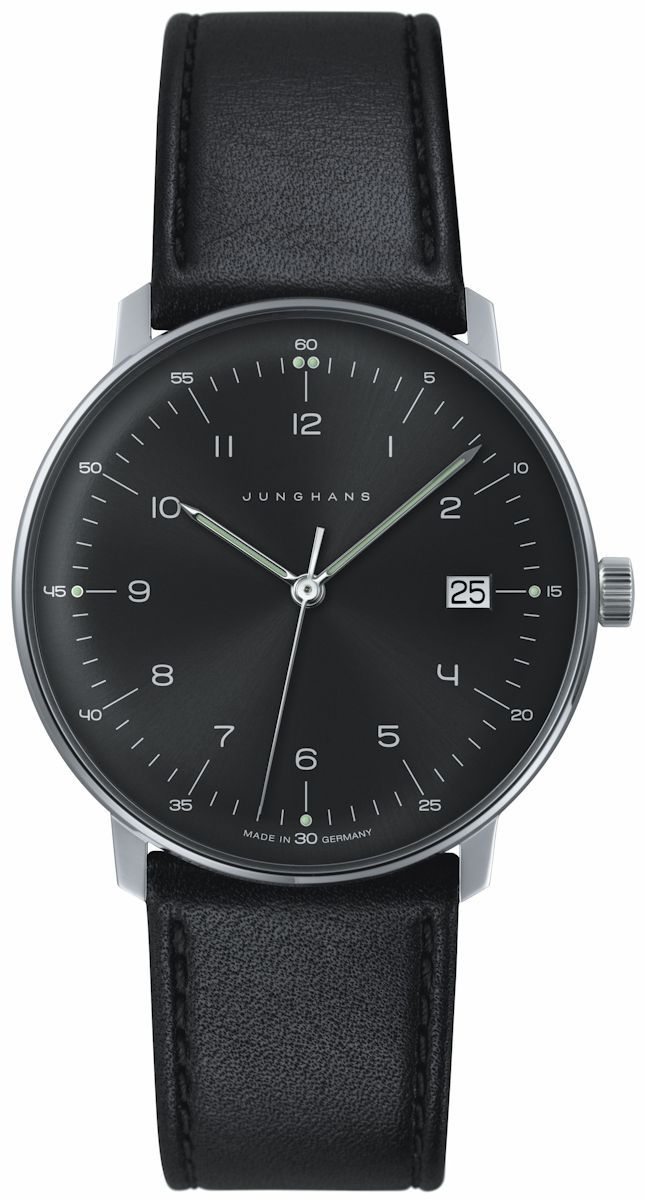 041 4462 00 Max Bill Quartz By Junghans Max Bill Max Bill Watch Quartz Watch