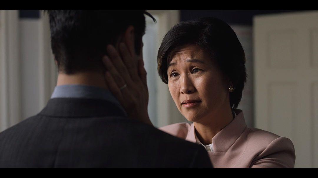 Ross Butler As Zach Dempsey Cindy Cheung As Karen Dempsey In
