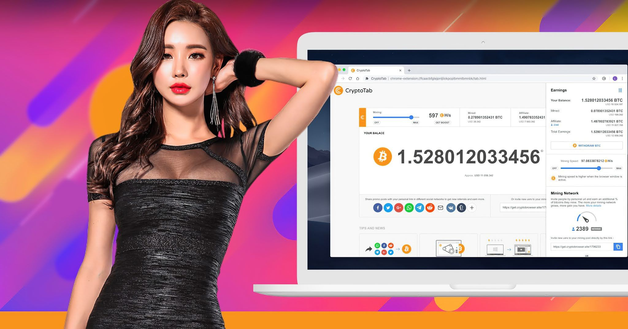 bitcoin mining software mine bitcoins in browser